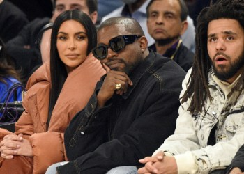 Everyone Thought Kanye Would Make An Appearance At The NBA All-Star Halftime Show
