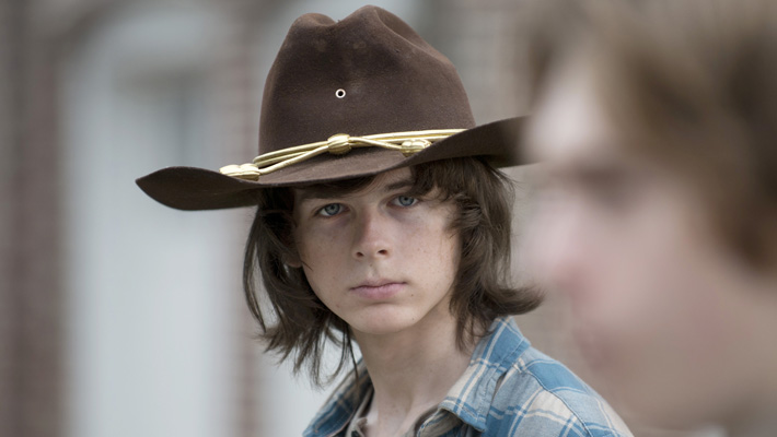 Can Anyone On The Walking Dead Say Carls Name Proper? A New Viral Video Says No