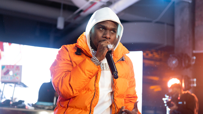DaBaby Is An Armed Robber On The Run In His Find My Way Video