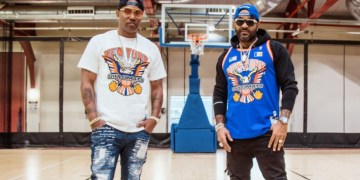 Mitchell And Ness Had Hip-Hop Artists Remix NBA Throwback Jerseys And Apparel