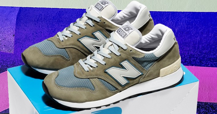 SNX DLX: Featuring The Return Of The New Balance 1300JPs And A Massive Supreme Drop