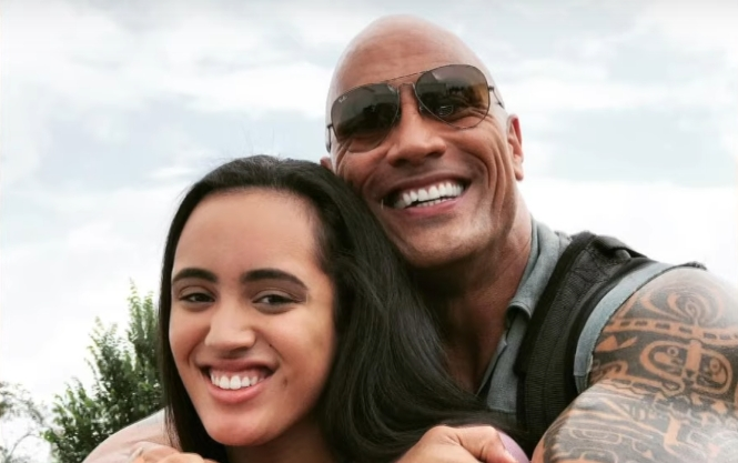 The Rock's Daughter Simone Johnson Has Officially Started Training With WWE