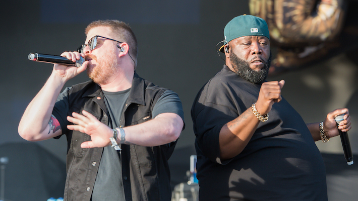 El-P Says Run The Jewels 4 Is Finished But Killer Mike Wants To Make Some Changes
