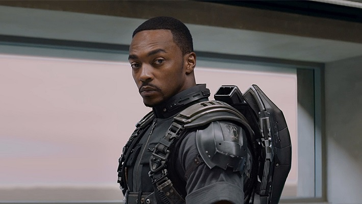 Anthony Mackie On Falcon And The Winter Soldier & His Stunt Doubles Heavy Lifting
