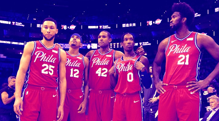 The Sixers Are Once Again The Weirdest Team In Basketball