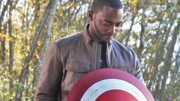 Anthony Mackie Speaks To The Monumental Feeling Of Playing A Black Captain America