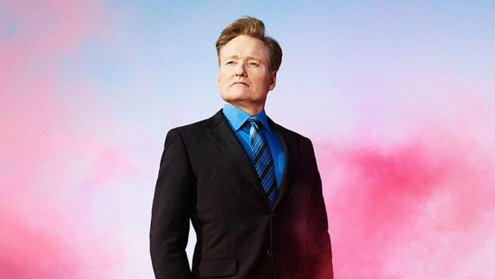 Whats On Tonight: Conan OBrien Makes His Comeback With An iPhone