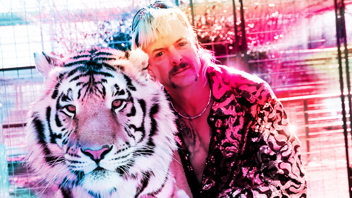 Remembering The Time When Tiger King Joe Exotic Freaked Out John Oliver