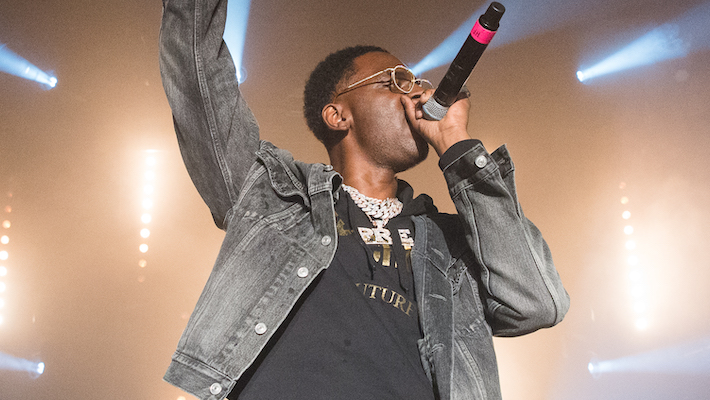 Young Dolph And Megan Thee Stallion Boast About Their Riches On RNB