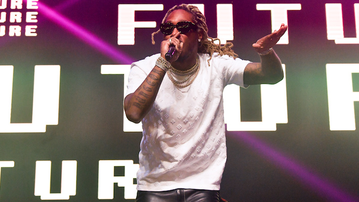 Future Revealed The Title Of His Next Project And Opened Up About Juice WRLDs Death