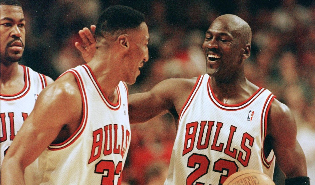 Michael Jordan And Bulls Players Nicknamed Jerry Krause Crumbs