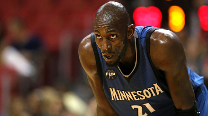 Kevin Garnett Doesnt Want His Jersey Retired In Minnesota Due To Snake Ownership