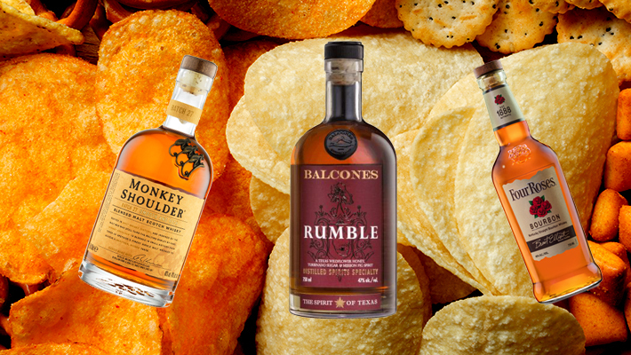Bartenders Tell Us Which Whiskeys To Pair With Your Nonstop Snacking