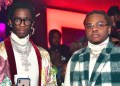 Gunna And Young Thug Celebrate Dollaz On My Head On Latest Collab