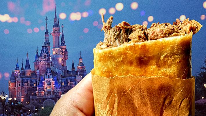 How To Make Disneylands Beloved Chimichanga At Home