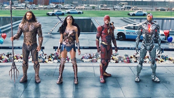 Kevin Smith And Justice League Stars React To The Snyder Cut