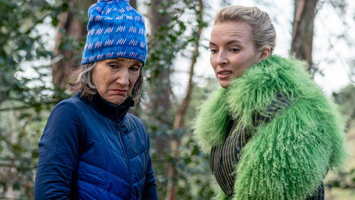 Killing Eve: Three (Four?) Close Brushes With Death, One Direct Hit