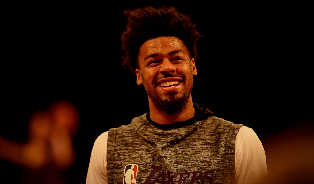 Quinn Cook Talks In The Water, A New Film On Hoops Other Mecca