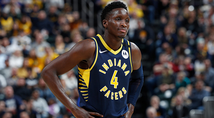 The Knicks Could Target Victor Oladipo If Indiana Makes Him Available