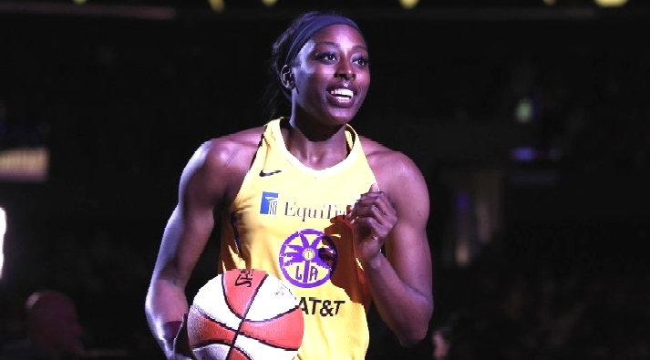 Chiney Ogwumike Is Proud Of Athletes That Stand Up And Speak Up