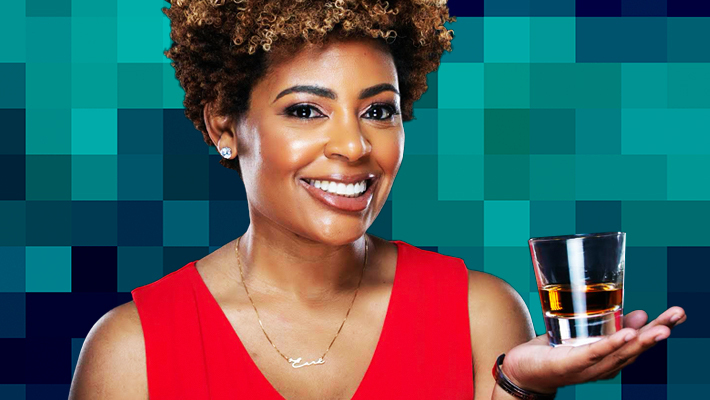 Samara Rivers Of Black Bourbon Society Has A Message For Whiskey Brands