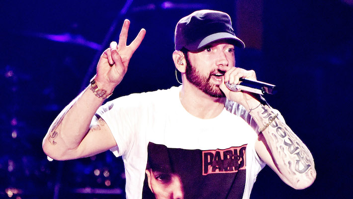 Eminem Appoints Royce Da 59 To The Marshall Mathers Foundation Board