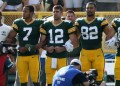Aaron Rodgers Explained To Drew Brees Protests Arent About The Flag