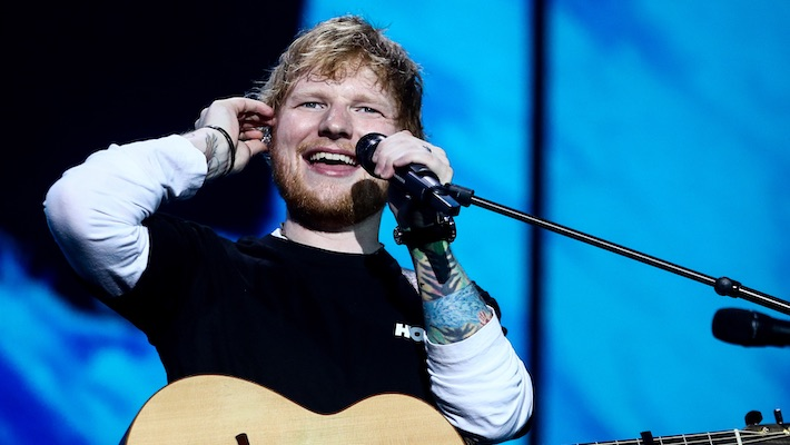 Ed Sheeran Apparently Dominated A Freestyle Cipher With Real Rappers