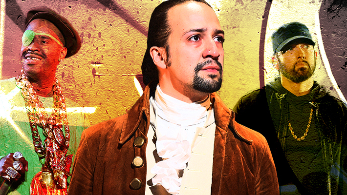 How Hamilton Highlights Hip-Hops Potential For Storytelling