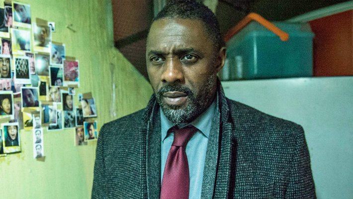 Idris Elba Says A Luther Movie Is This Close To Finally Happening