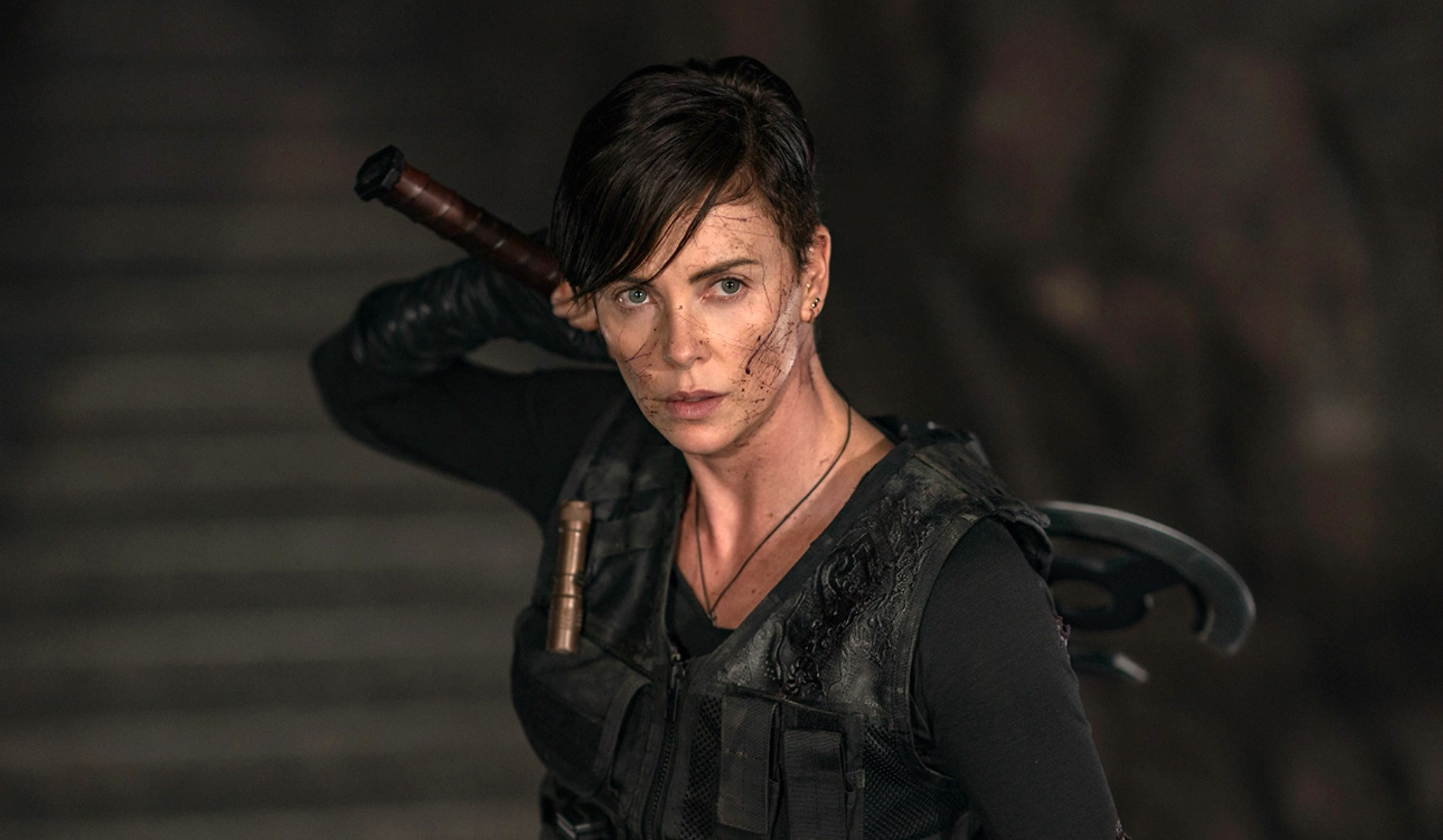 Charlize Theron Faced One Of Her Biggest Fears For The Old Guard