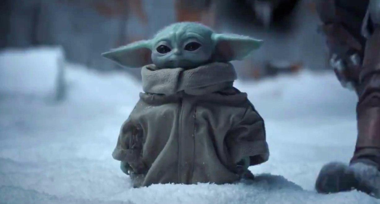 Baby Yoda Is Back In The Mandalorian Season 2 Trailer