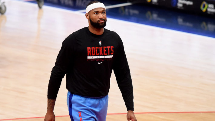 Report: DeMarcus Cousins Will Join The Clippers In The Coming Days