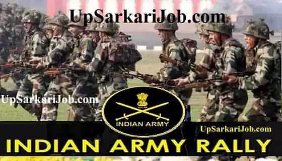 ARO Varanasi Army Rally Bharti Join ARO Varanasi Army Bharti Rally