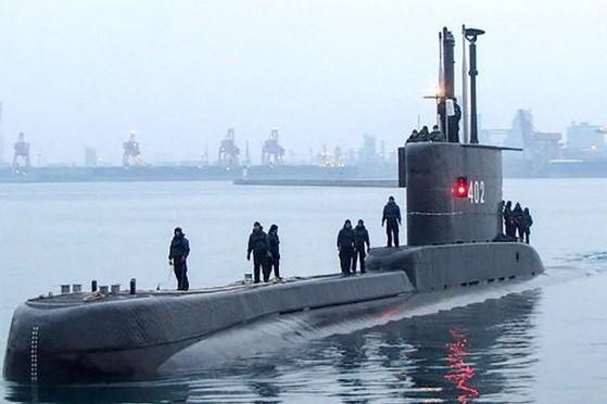 KRI Nanggala 402 UPSC | Deep Submergence Rescue Vessel (DSRV)