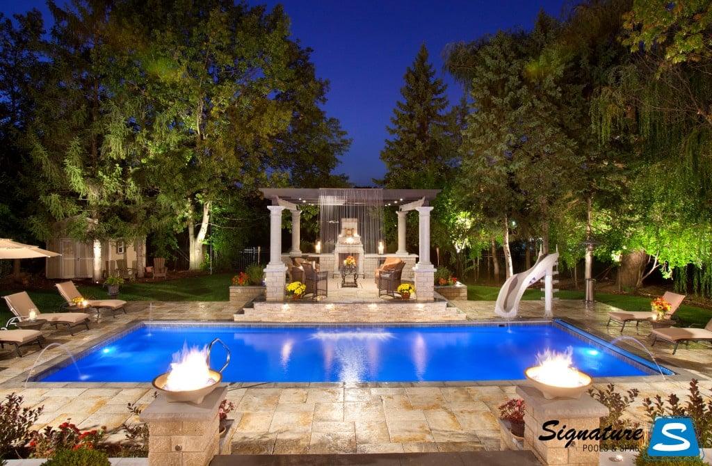 Luxury Backyard Design Trends for 2015