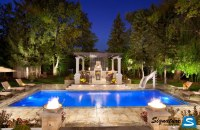 Luxury Backyard Design Trends for 2015