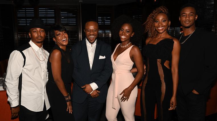 Upscale Magazine Celebrates 'Survivor's Remorse' Season 4 on Starz at Exclusive Dinner in Atlanta