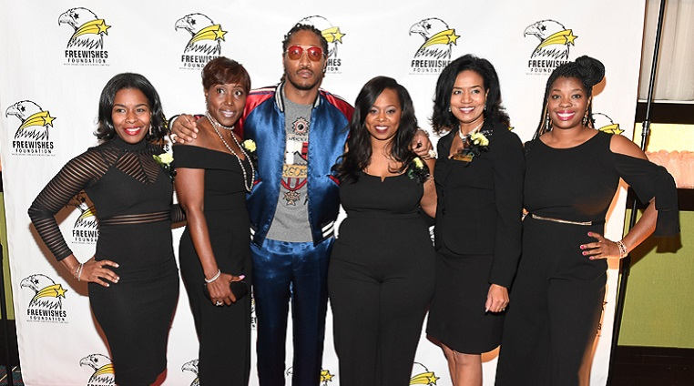 Future's 5th Annual Golden Wishes Gala Celebrates Seniors In The Metro Atlanta Area