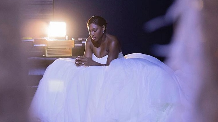 Serena Williams Was Gorgeous at Her Beautiful Star Studded Wedding
