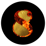 Flame - Sport Massage XL