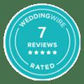 7-stars on wedding wire