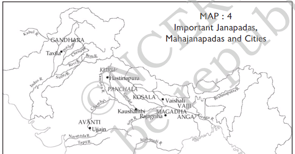 Magadh-Alexander's Invasions, The Mauryan Empire