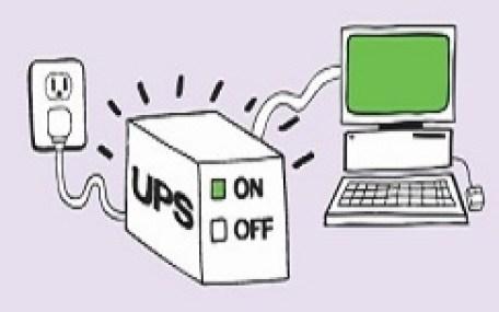 Sự cần thiết của bộ lưu điện cho máy tính