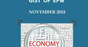 Shankar IASNovember2018 EPW Gist PDF Download