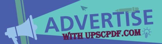 advertise with UPSCPDF