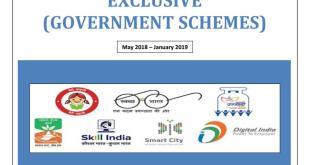 Insight IAS Prelims 2019 Government Schemes PDF