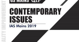 GS SCORE QIP Polity For Mains 2019
