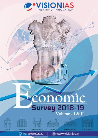 Vision IAS Economic Survey 2018 -19 Volume I & II Gist PDF