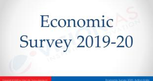 Vision IAS Economic Survey 2019-20